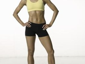 Cardio Exercises Using a Mini Stepper