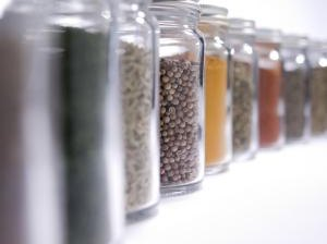 Antioxidants in Spices