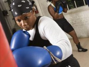 Boxing & Heavy Bag Workouts