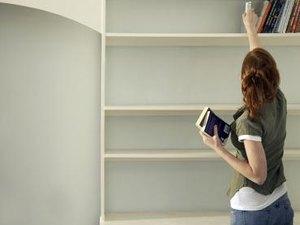 How to Repurpose Shelves