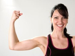 Examples of Simple Arm-Toning Exercises With Bands