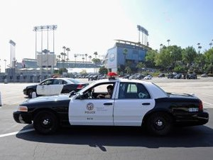 Salaries at the LAPD