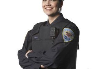 Being a Lady Cop