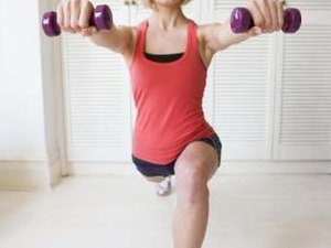 How to Use Dumbbells for Women