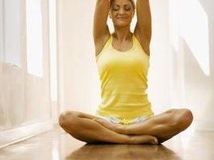 Bikram Yoga for Stretching Muscles & Bones