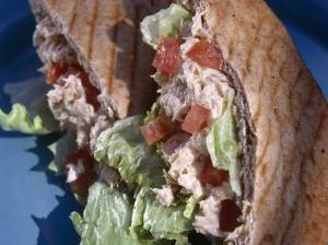 What Are the Health Benefits of a Tuna Salad Sandwich?