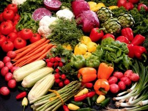List of Different Kinds of Vegetables