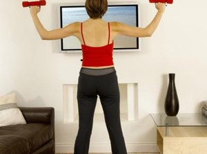 Exercises for Upper Back Fat for Women