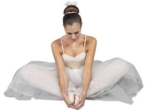 Ballet Stretches for Inner Thighs