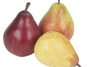 How Nutritious Are Pears?