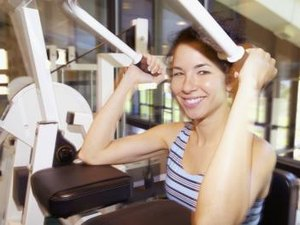 Strength Training for Women Using Machines