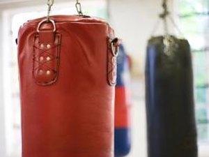 Standing Punching Bag Exercises