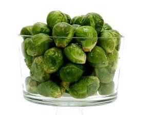 Brussels Sprouts & Lower LDL