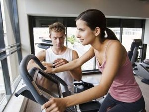 Recumbent Stationary Bike Workout Tips