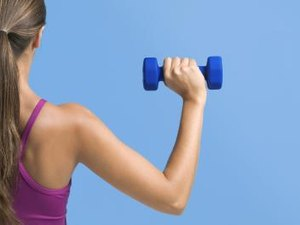 What Is a Good Weight for Shoulder Presses for Women?