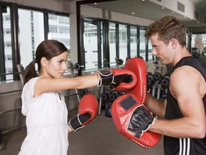 Pilates Boxing Exercises