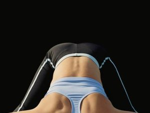 Lumbar Exercises & Back Stretches