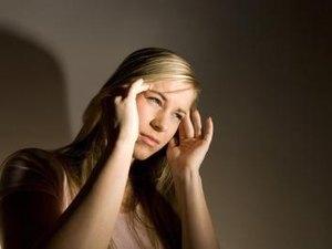 Yoga Posture for Tension Headaches