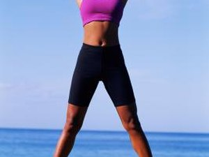 Body Exercises You Can Do Standing Up