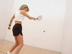 Racquetball Rules and Scoring