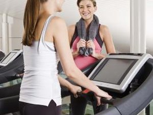 How to Calculate Incline on a Treadmill & Elevation Gain