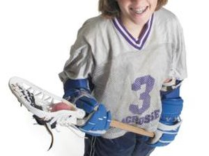 Box Lacrosse Drills for Women