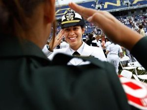 Career Path for a Naval Officer