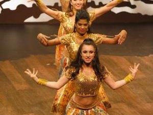 Bollywood Dance Exercises