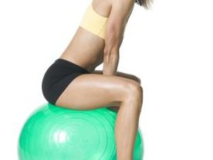 Excerise Ball Exercises