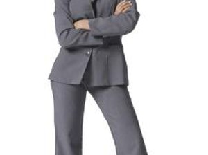Executive Styles for Women's Work Suits