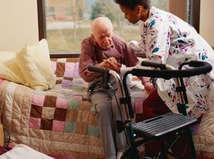 What Happens to Credit Card Debt for Someone in a Nursing Home?
