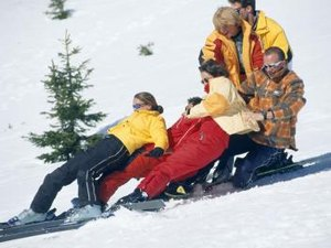 Exercises a Month Before You Ski