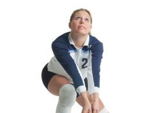 How to Strengthen Your Fingers for Volleyball