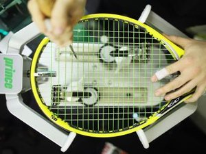 Tutorial on Stringing Tennis Rackets