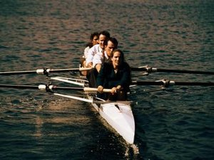 Rowing Drills With Oars