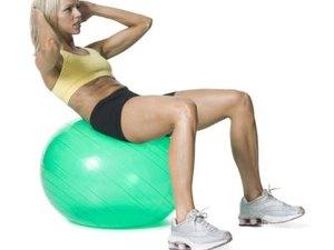 Basic Exercises to Do on the Yoga Ball