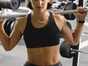 Compound Exercise Weight Training Workouts