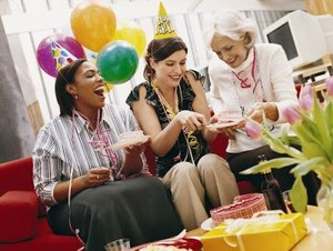 Ideas for Work Birthday Clubs