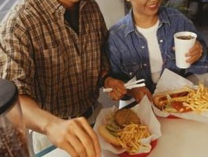Healthy Meals at Fast Food Restaurants
