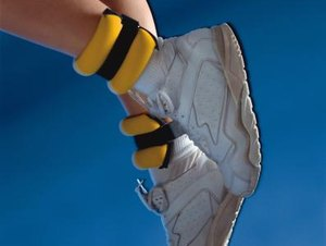 How to Get Faster With Ankle Weights