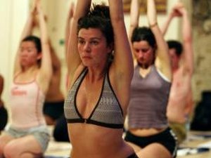 Bikram Yoga Poses for Strength Building
