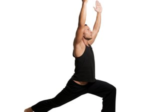 how to improve standing splits  woman