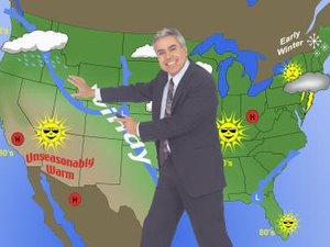 The Qualifications of a Weatherman