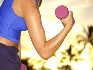 Exercises to Strengthen the Arms, Biceps & Triceps
