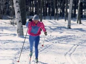 How to Measure the Kick Zone on Classic Cross Country Skis for Racing
