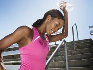 Do Sore Muscles After a Workout Mean You Are Retaining Water?