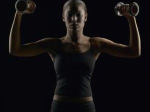 Weight Lifting Exercises for Skinny Women