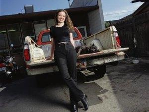 What Do Truck Salesmen Do?