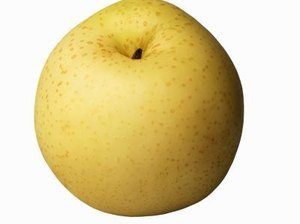 What Are the Health Benefits of Nashi Pear?