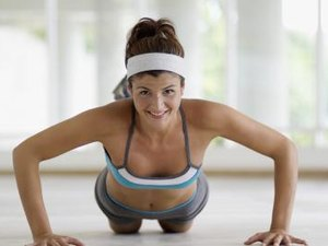 Exercises to Strengthen Women's Chest Muscles